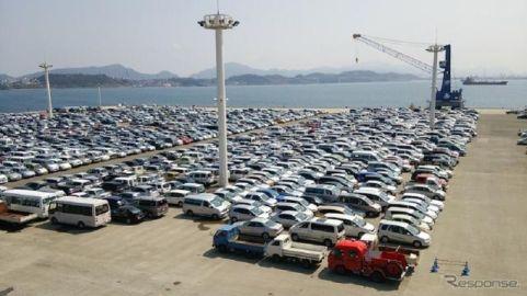 ビィ・フォアード、中古車輸出売上が同月最高の44億3998万円に 10月