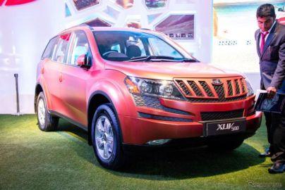 印マヒンドラの新車販売4%増、輸出は65%の大幅増…12月