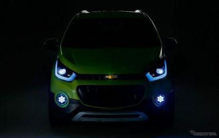 【デリーモーターショー16】シボレー、コンセプトカー2車種を初公開へ