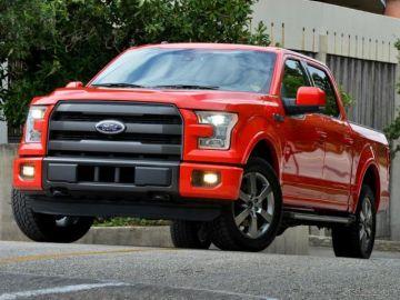 米国新車販売、フォード Fシリーズ が34年連続で首位…2015年