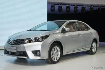 トヨタ中国販売1.8%増、2か月連続で増加  8月