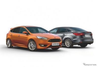 フォード中国販売22%増…フォーカス が9割増 8月
