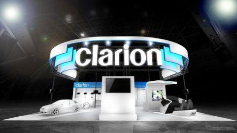 【CEATEC 16】クラリオン、自動運転社会に向けた車載情報システム技術を紹介