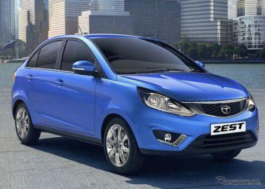 タタのインド販売8%増、乗用車は24%増 9月