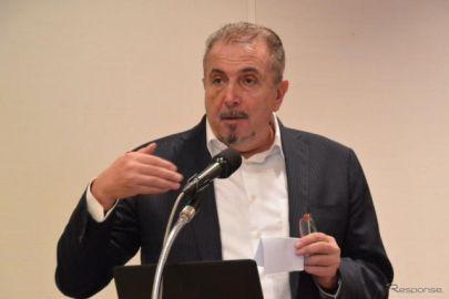 伊アルカンターラ ボラーニョ会長「20年までに100%再生可能素材に切り替え」