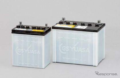 【日産 セレナ 新型】GSユアサ製IS車用鉛蓄電池の最新モデルを採用