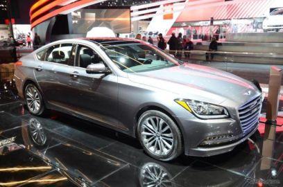 【NHTSA】ヒュンダイの高級車ブランド、ジェネシス第一号の G80…最高評価