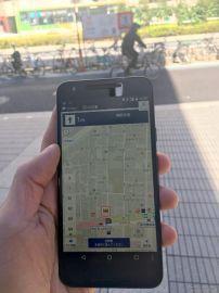 位置情報と走行データを活用したメディアサービス
