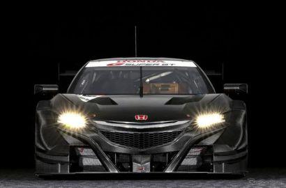 【SUPER GT】ホンダ、来季17年のGT500参戦車「NSX-GT」を公開