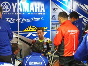 【MFJ全日本ロードレース 最終戦】津田がトップタイム、中須賀は2番手