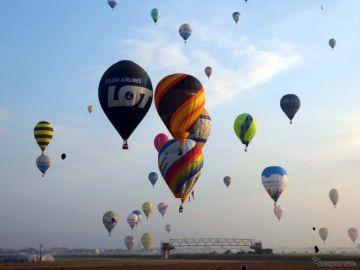 【佐賀熱気球世界選手権16】地元ボランティアによる地域密着を積み重ね、来場者100万人規模のビッグイベントに
