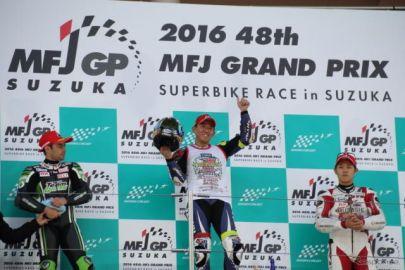 【MFJ全日本ロードレース】中須賀克行、文部科学大臣杯を5年連続で獲得