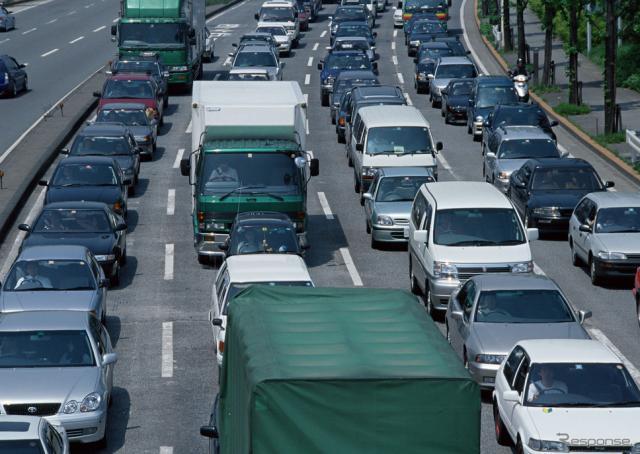 渋滞(参考画像)《画像 Getty Images》