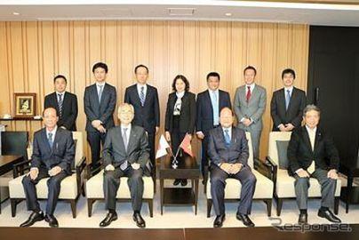 日本郵船、ベトナムに完成車物流の合弁会社設立