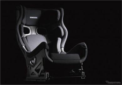 ブリッド×童夢、CFRPレーシングシートで業務提携…FIA安全規格適合の新製品発売