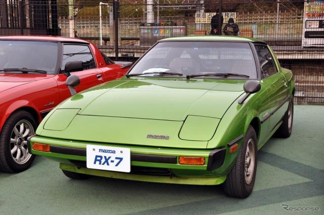マツダ サバンナRX-7(1978年)嶽宮 三郎