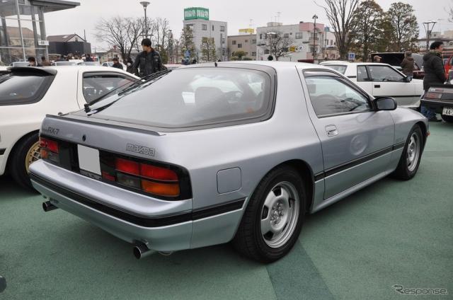 マツダ サバンナRX-7(1985年)嶽宮 三郎