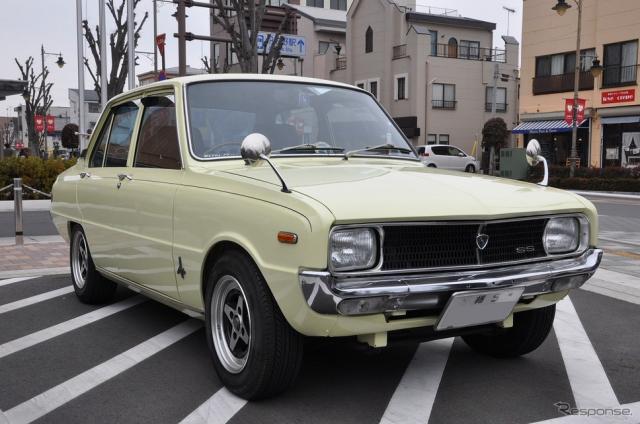 マツダ ファミリア ロータリーTSS(1970年)嶽宮 三郎