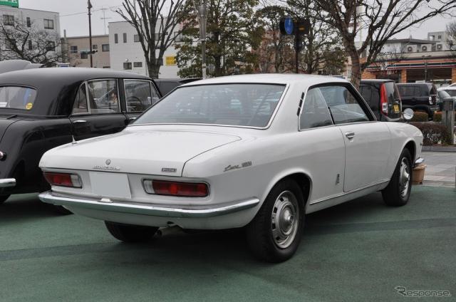 マツダ ルーチェ ロータリークーペ(1968年)嶽宮 三郎