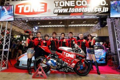 【東京オートサロン2017】全日本ロードレース SYNCEDGE4413 RT、児玉勇太がエースとしてフル参戦
