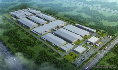 GSユアサ、中国に新工場建設…環境対応車向けバッテリーの生産能力増強