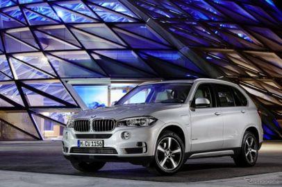 BMW X5 のPHV、米国でリコール…走行中ギアがニュートラルになるおそれ