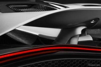 【ジュネーブモーターショー2017】マクラーレンが発表予定の新型スーパーカー、空力効率は 650S の2倍に