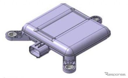 【マツダ CX-5 新型】古河ASが開発した周辺監視レーダが採用…日本製は初