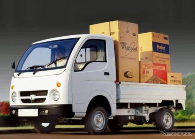 タタの商用車(参考画像)