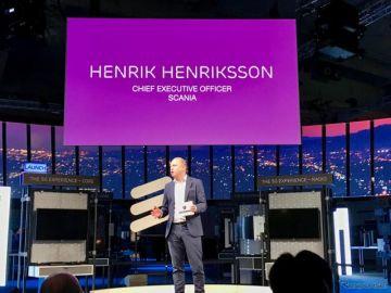 【MWC 2017】エリクソン、スカニアとコネクテッドカー向けサービスを発表…今後アジアへの展開も
