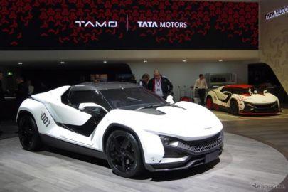 【ジュネーブモーターショー2017】タタの新ブランド「TAMO」、小型スポーツコンセプト発表