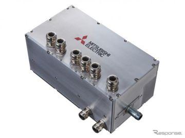 三菱電機、世界最小のHEV用超小型SiCインバーターを開発