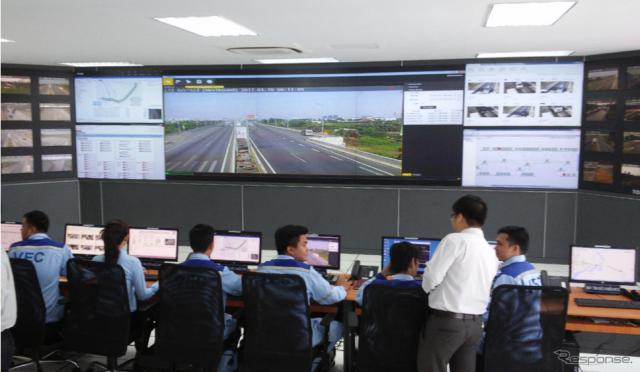 ITS交通管制センター