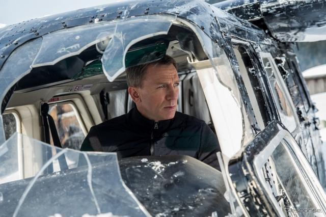 『007スペクター』SPECTRE (c) 2015 Metro-Goldwyn-Mayer Studios Inc., Danjaq, LLC and Columbia Pictures Industries, Inc. All rights reserved.