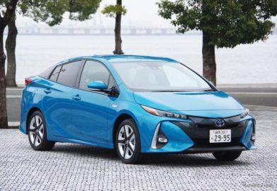 【トヨタ プリウスPHV 新型】発売1か月で1万2500台を受注---月販目標の5倍