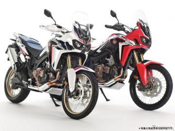 【東京モーターサイクルショー2017】タミヤ、ホンダ アフリカツイン 1/6モデルを先行展示予定