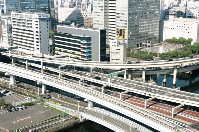 首都高速道路(資料画像)