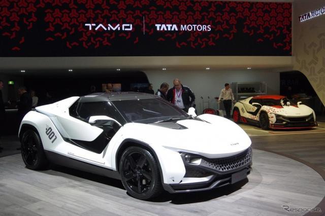 TAMO RACEMO(ジュネーブモーターショー2017)《撮影 宮崎壮人》