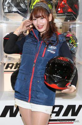【東京モーターサイクルショー2017】コンパニオン…デイトナ/MAXXIS INTERNATIONAL JAPAN