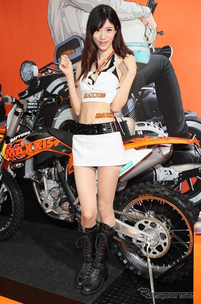 東京モーターサイクルショー2017Qブロ!編集部
