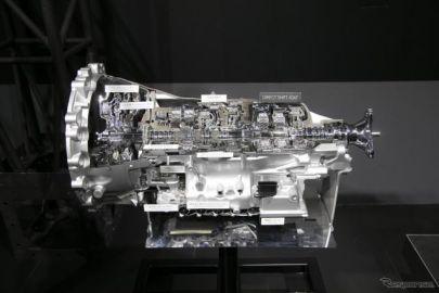 【レクサス LC】世界初のFRマルチステージハイブリッドトランスミッション、アイシンAWと共同開発