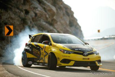 トヨタ オーリス に1000馬力のドリフトレーサー…駆動方式はFR