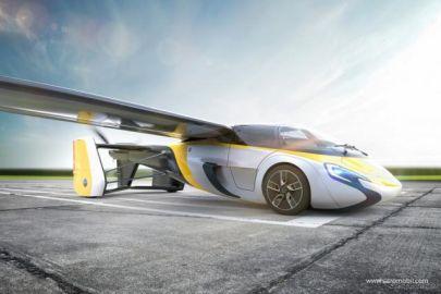 「空飛ぶ車」エアロモービルが予約開始…2020年までにデリバリー