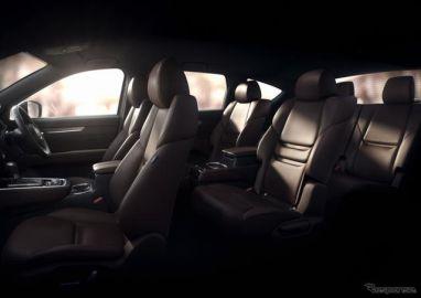 マツダ、新型クロスオーバー CX-8 を年内導入…3列シートの最上位SUV