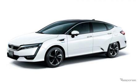 ホンダ、燃料電池タクシー運用開始…クラリティ フューエルセル で6月末より