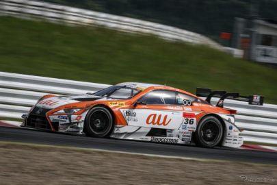 【SUPER GT 第3戦】GT500決勝…au TOM'Sが勝ってレクサス開幕3連勝、中嶋一貴は今季個人通算5戦4勝