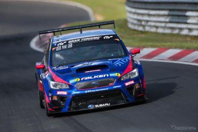 【ニュル24時間】スバル、新型WRX STI でクラス3連覇を目指す