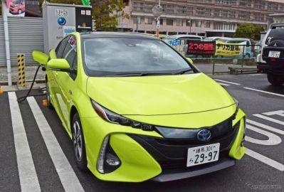 """トヨタ プリウスPHV 新型は、プリウス 以上の""""特別なクルマ""""になったのか…実燃費・電費を検証"""