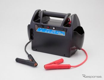 GSユアサ、リチウムイオン内蔵の自動車エンジンスタート補助用電源を発売