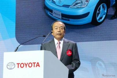 【新聞ウォッチ】経団連副会長退任のトヨタの内山田会長、日本自動車会議所の新会長に就任へ